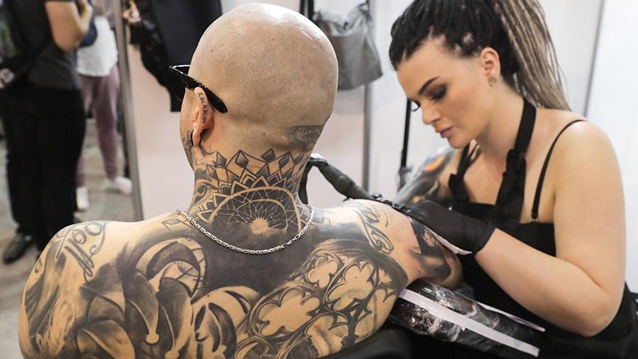 Названа российская столица татуировок