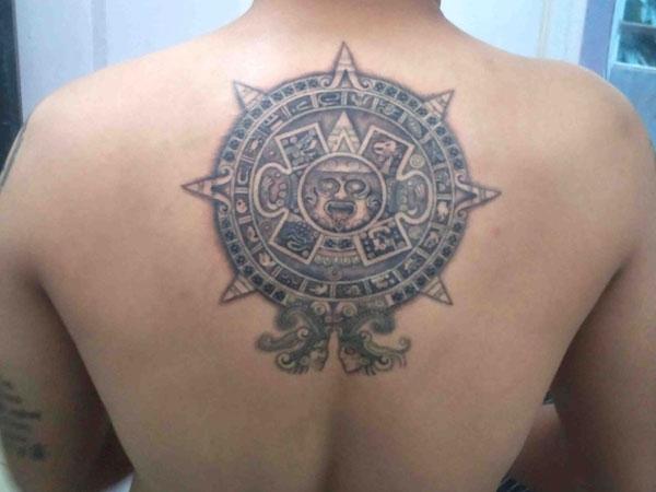Все про татуировки майя