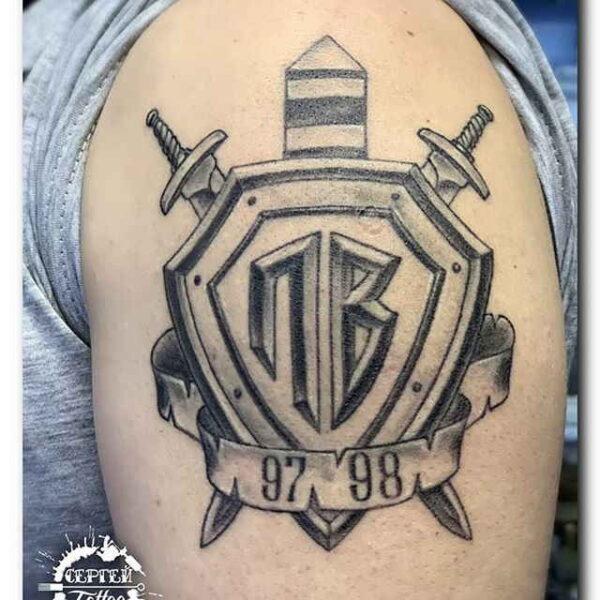 Пограничных войск тату0