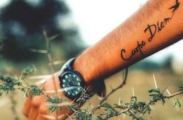 Татуировки на латыни. Афоризмы и фразы для тату0