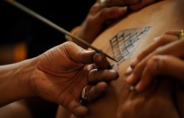 Все про история татуировки