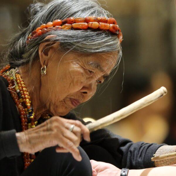 Ванг Од открыла школу традиционной татуировки 0